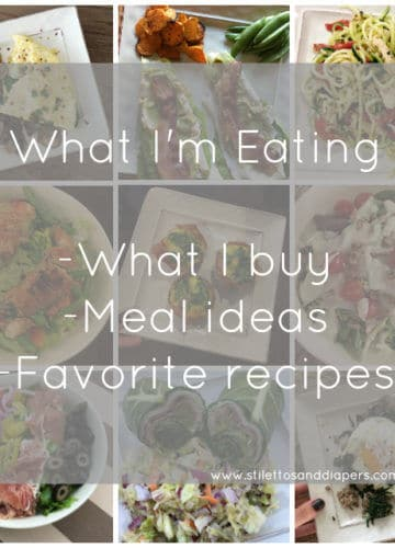 All About That Food: What I Eat Everyday