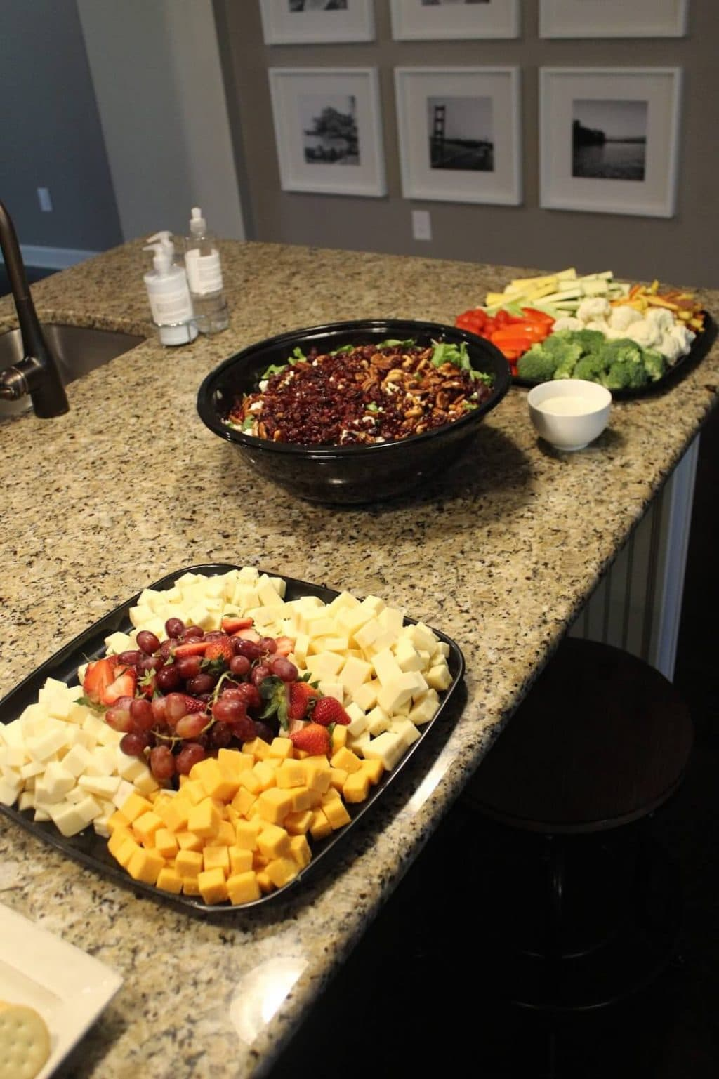 Holiday and party catering from whole foods lake norman