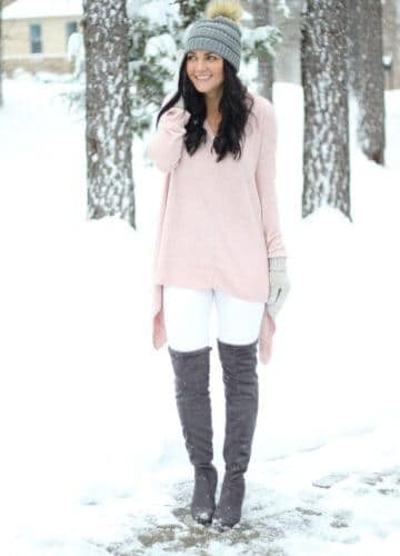 Winter Whites and Pastels