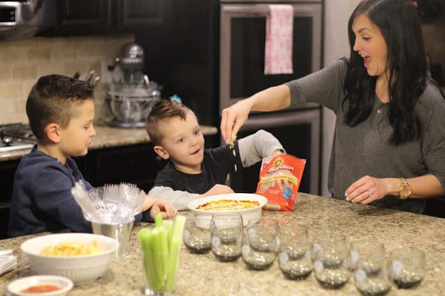 Family Cooking with Borden Cheese