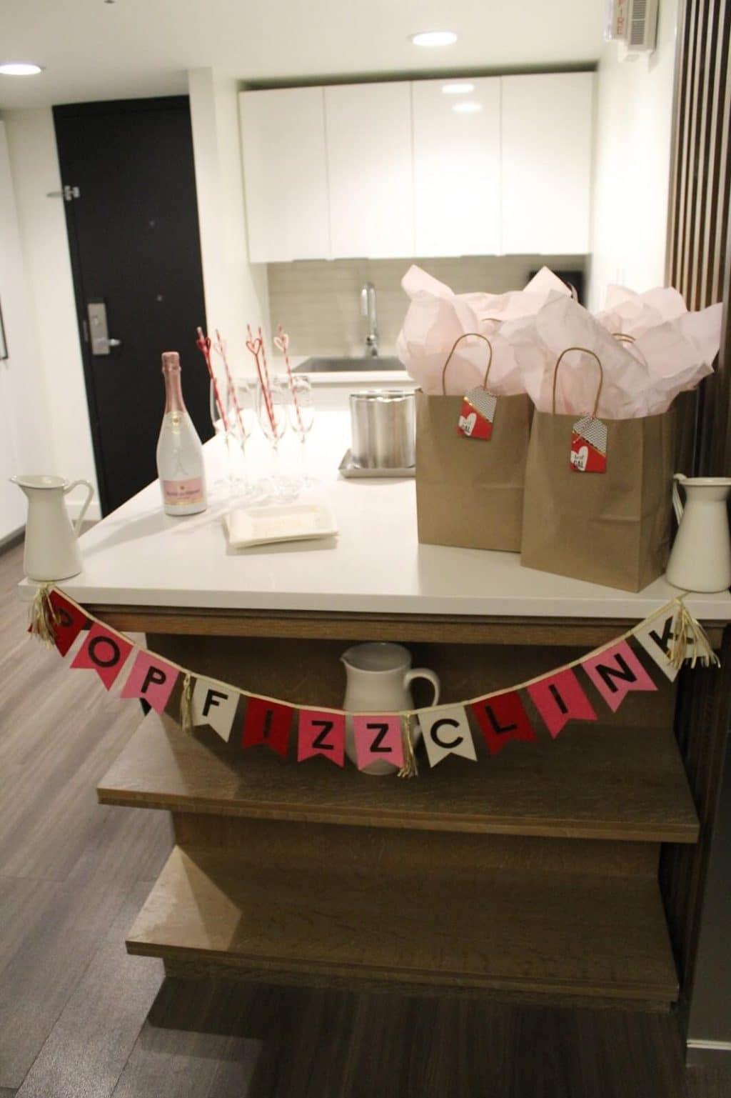 Charlotte Marriott City Center, Girls Trip decorations, Best Charlotte, NC hotel