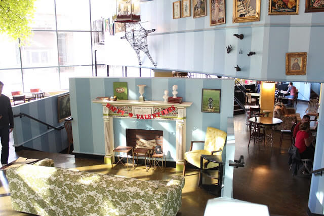 Amelies uptown Charlotte,NC review, best lunch in Charlotte, NC