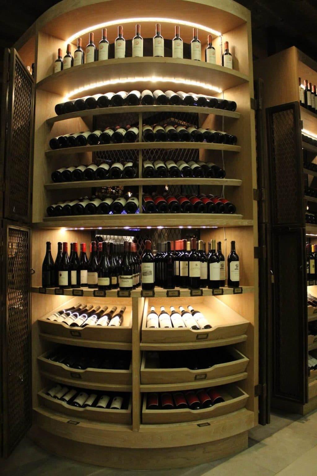 Charlotte Marriott City Center, Stoke Restaurant Review, Wine Bar