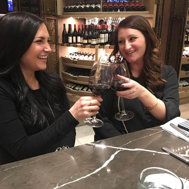 Charlotte Marriott City Center, Stoke Charlotte, Wine Bar