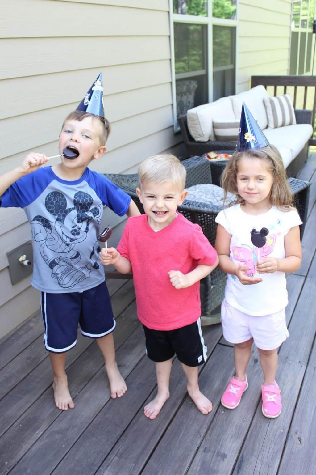 Stilettos and Diapers, #DisneyKids Mickey Mouse Clubhouse party ideas, tips, food