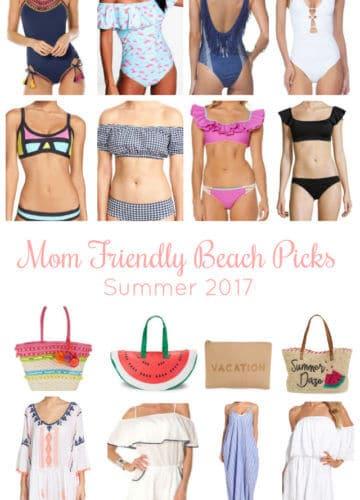 Mom Friendly Beach Picks