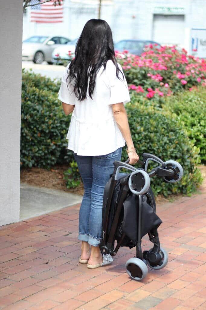 Quinny Zapp Flex, Stilettos and Diapers, Travel Stroller, Small folding stroller