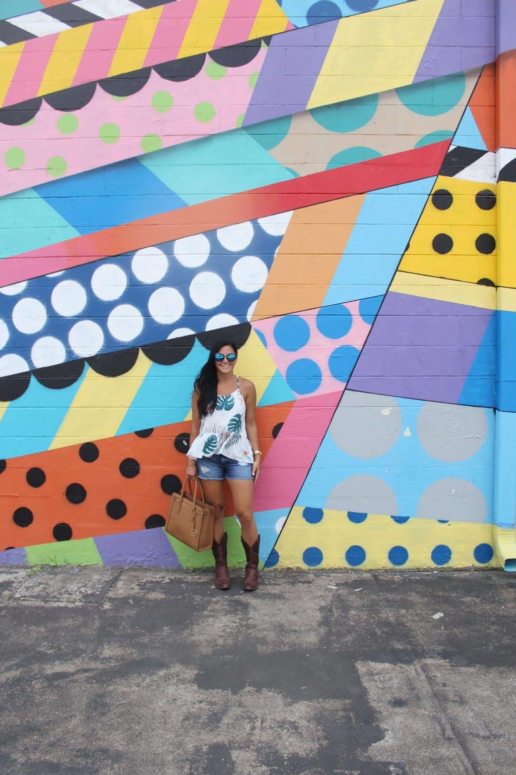 The Gulch Mural, Nashville, TN