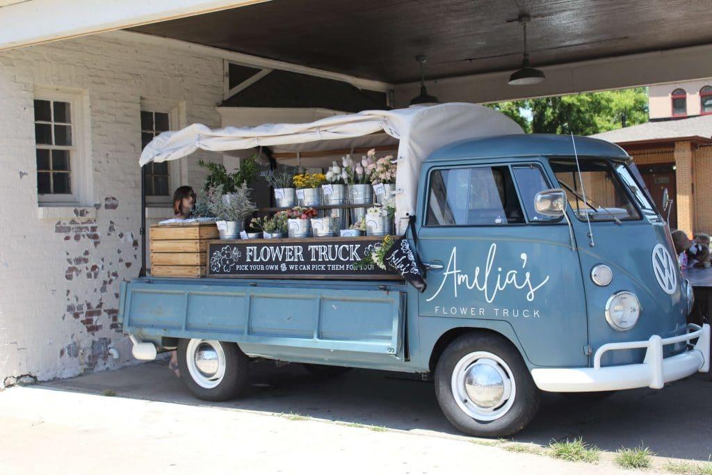 12 south flower truck Nashville, tn