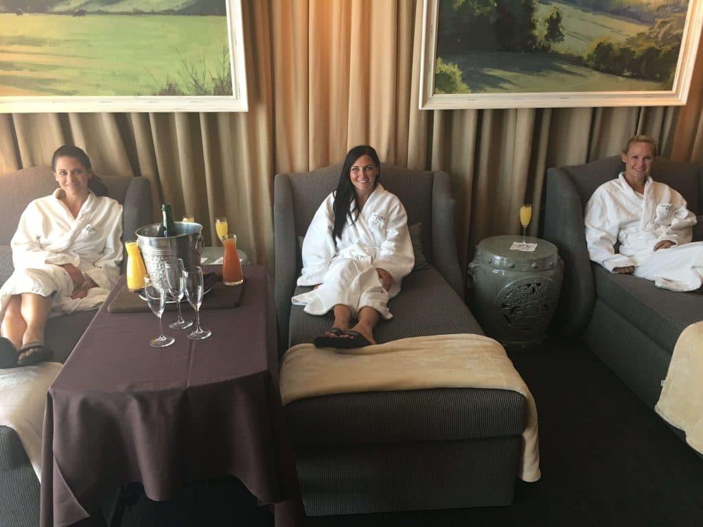 Omni Nashville Mokara Spa, Girls Trip Review