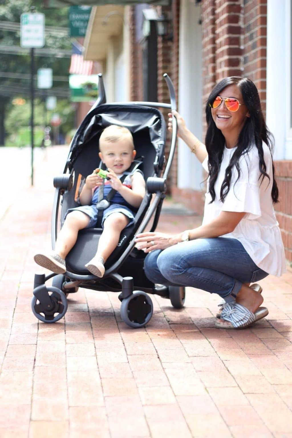 Summer Travel with Quinny Zapp Flex