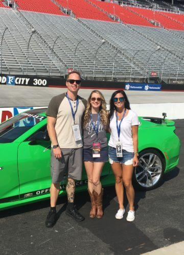 Unexpected Adventure: My First NASCAR Race