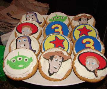 The Toy Story Party!