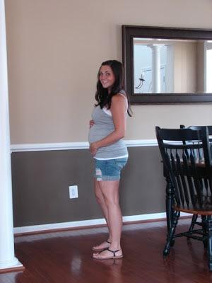 Baby #2 – 24 weeks!