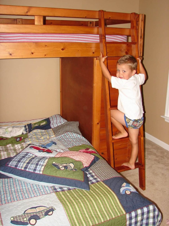 My Baby S Big Boy Room Stilettos Amp Diapers