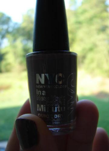 Fall nail polish love.