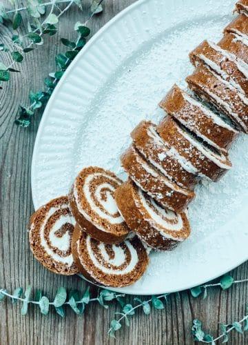 Pumpkin Roll, Fall Desserts, Best Fall Dessert, Stilettos and Diapers