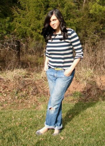 Feeling Nautical {A Fashion Post}