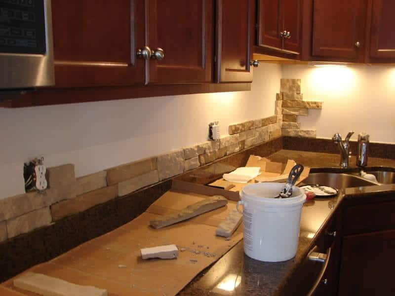 Airstone Backsplash Home Decoration Interior House Designer