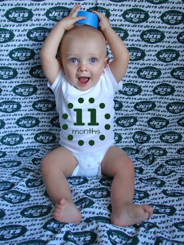 Callan 11 months