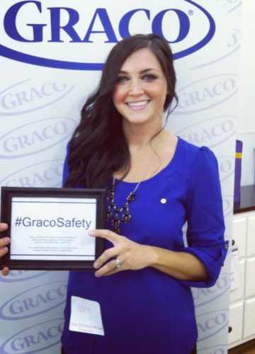 Graco Event and Babies R Us (Giveaway)