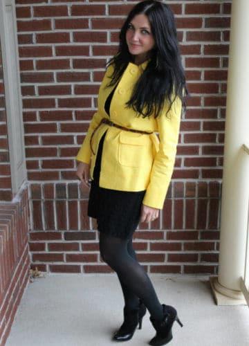 Sunny Side Up {A Fashion Post}