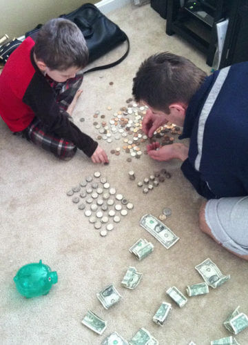 Money: Saving, Spending and Kids.