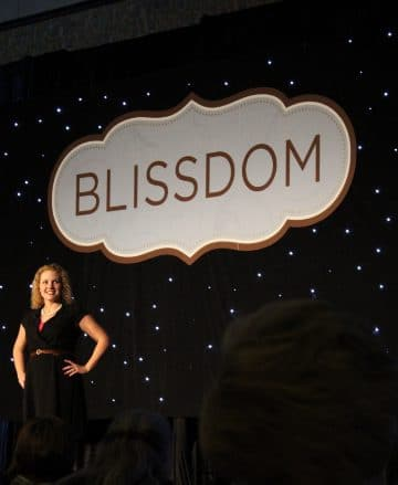 Blissdom: Things learned, Friends made.