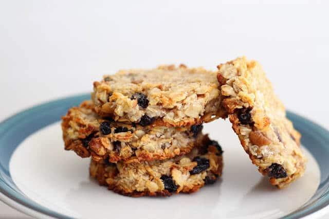Breakfast Cookies, Clean Eating, Blueberry Cookies, Coconut Cookies