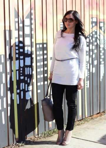 Polka Dots and Brunch {A Fashion Post}