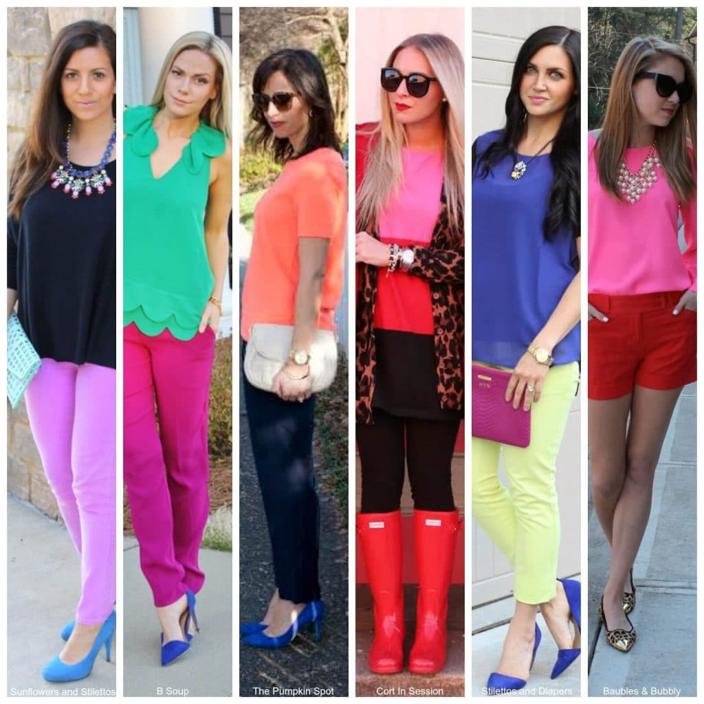 What is color blocking in fashion 71