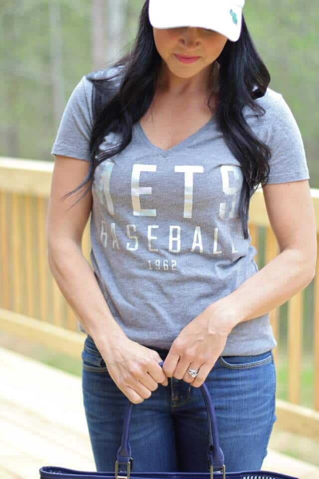Stilettos and Diapers: Baseball Chic
