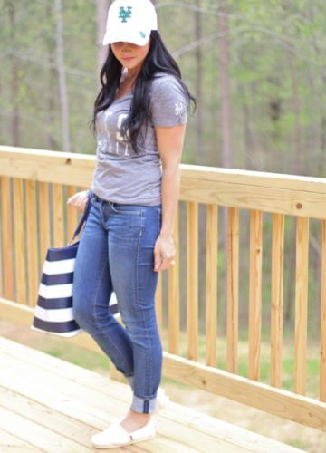 Baseball Chic {Fashion}