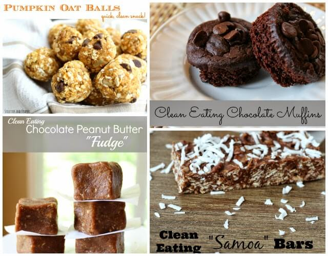 Stilettos and Diapers: Clean Eating Snacks