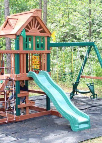 Picnics and Playgrounds