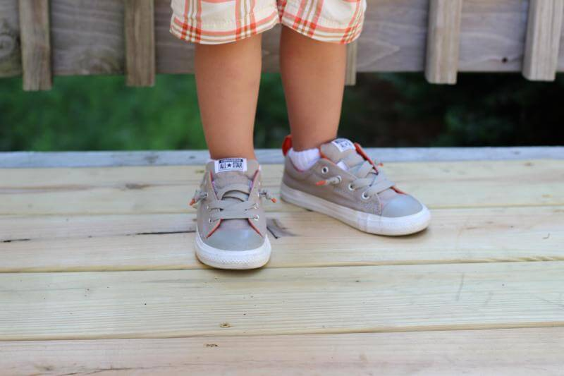 Stilettos and Diapers: FabKids + Converse