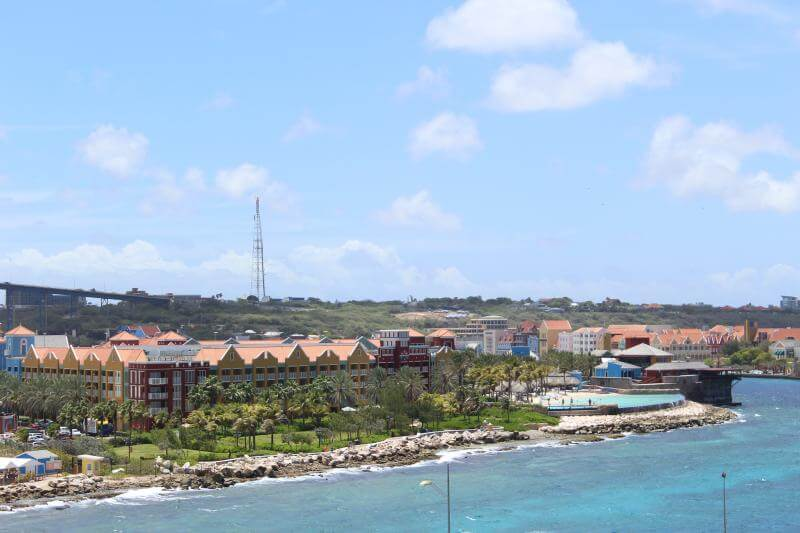 Carnival Breeze: Port of Curacao
