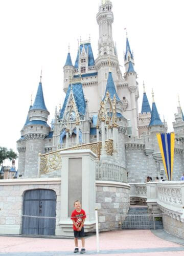 Disney World in Pictures