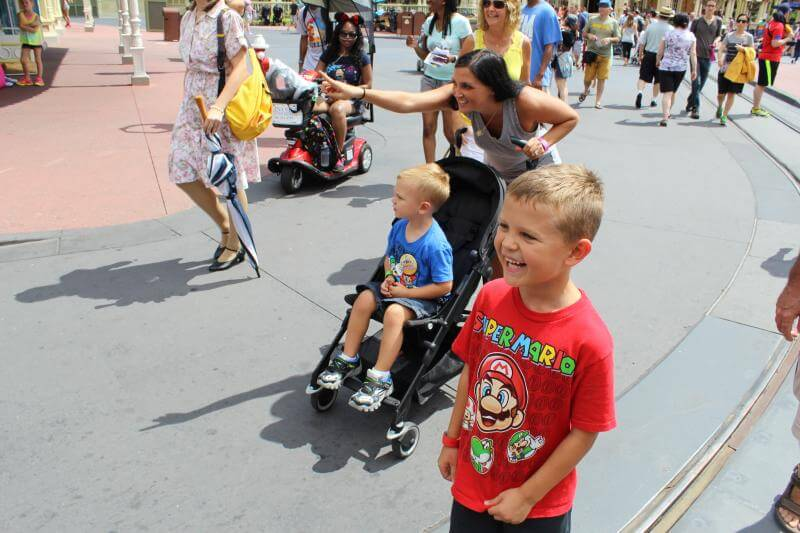 Stilettos and Diapers: Disney World