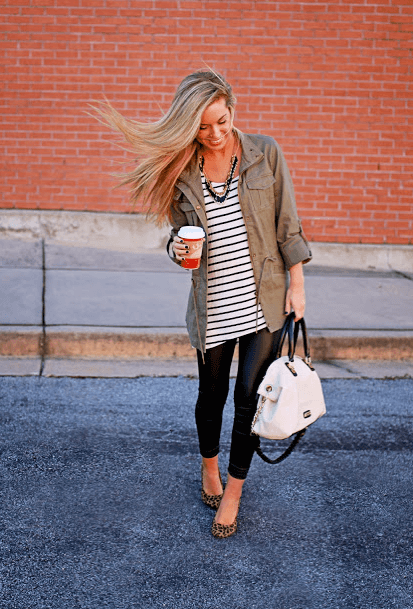 Stilettos and Diapers: Fall Fashion Inspiration (Her Lovely Style)