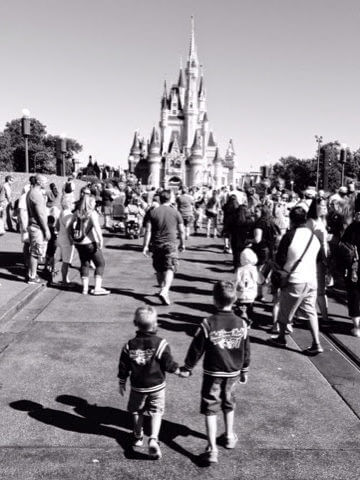 What I learned at Disney
