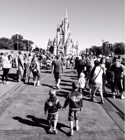 Stilettos and Diapers: Disney World Magic