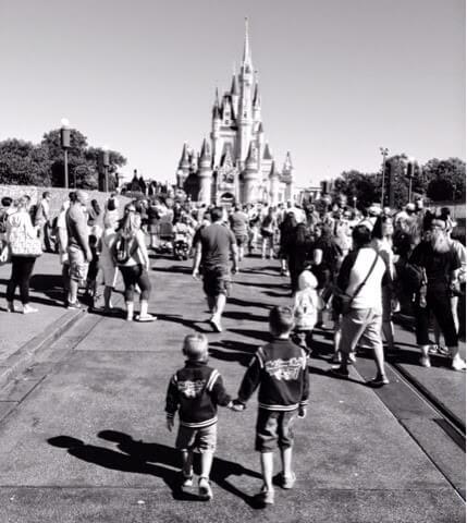 Stilettos and Diapers: Disney World Magic