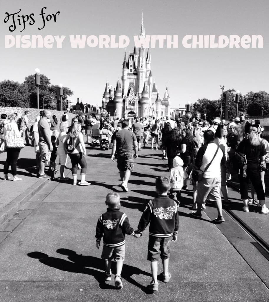 Tips for Disney World with Children