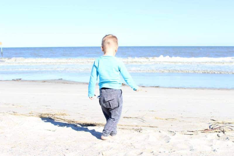 Tybee Island, Stilettos and Diapers