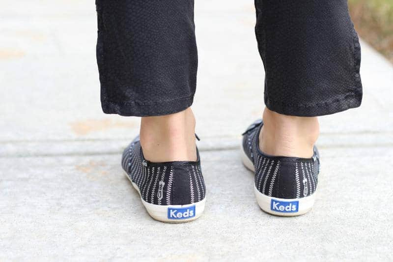 Stilettos and Diapers: Keds Canvas
