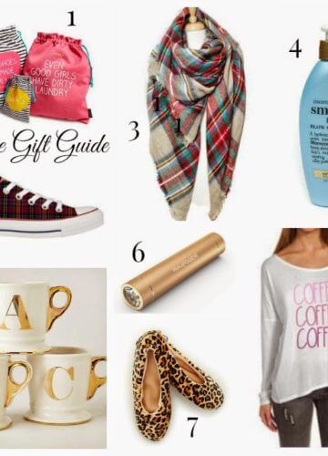 Last Minute Girlie Gift Guide