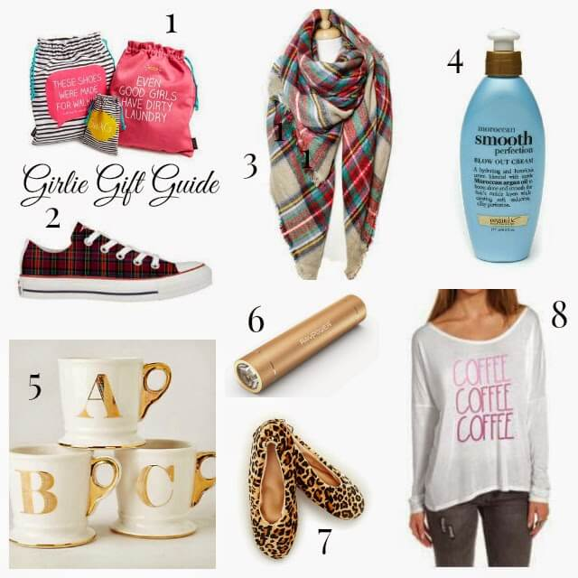 Girlie Gift Guide via Stilettos and Diapers