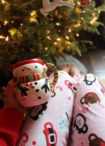 Christmas Traditions: New Pajamas