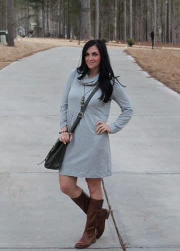 Fashion // Dressy Cozy